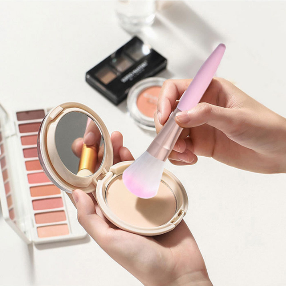 5pcs Makeup Brush Set Beginner Beauty Tools Makeup Brush Eye Shadow Blending Blush Brush Eyeliner Brush Lip Brush Tools 4