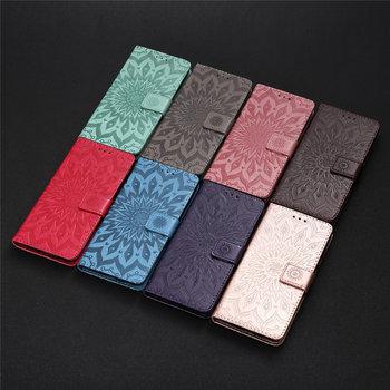 Luxury Flower Wallet Flip Case for iPhone 11/11 Pro/11 Pro Max 5