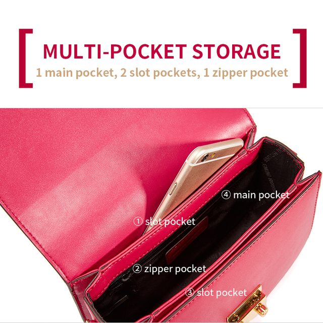 Mini casa clássico cadeado aleta sacos de couro rachado bolsa de ombro feminina crossbody sacos para mulheres de alta qualidade saco do mensageiro 3