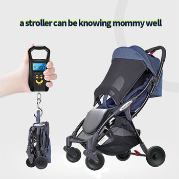 Baby Stroller High landscape Light Portable Umbrella Can Sit Lie Can Board Baby stroller Factory Direct Russia Free Shipping цена 2017