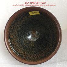 Jianzhan новейший стиль керамические чашки династия песни ручная
