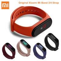 Xiao mi originale Cinghia Di colore Del Braccialetto Accessori per Articoli Elettronica smart per mi fascia 4 3 NFC intelligente Wristband