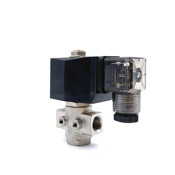 цена на valve solenoid valve,normally open, 1/8 1/4 1/2 water valve, stainless steel zero-pressure start 2 way valve