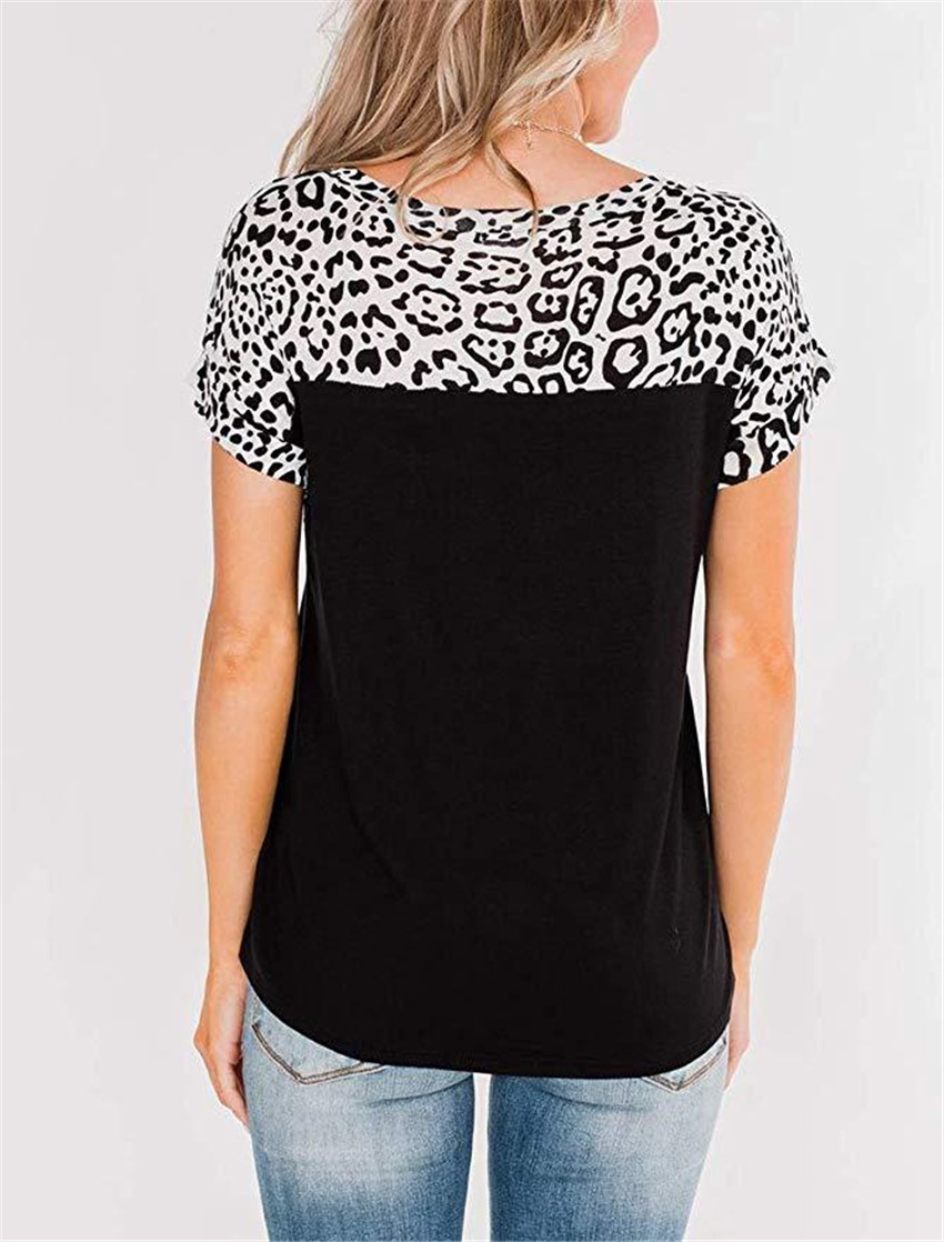 Leopard T-shirt Women