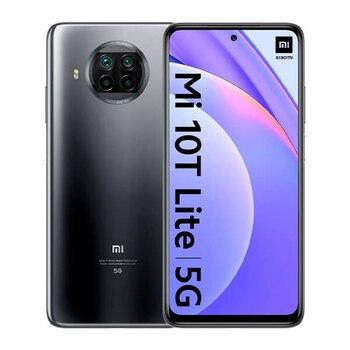 Перейти на Алиэкспресс и купить Xiaomi Mi 10T Lite 5G 6 Гб/128 ГБ серый (жемчужно-серый) Dual SIM