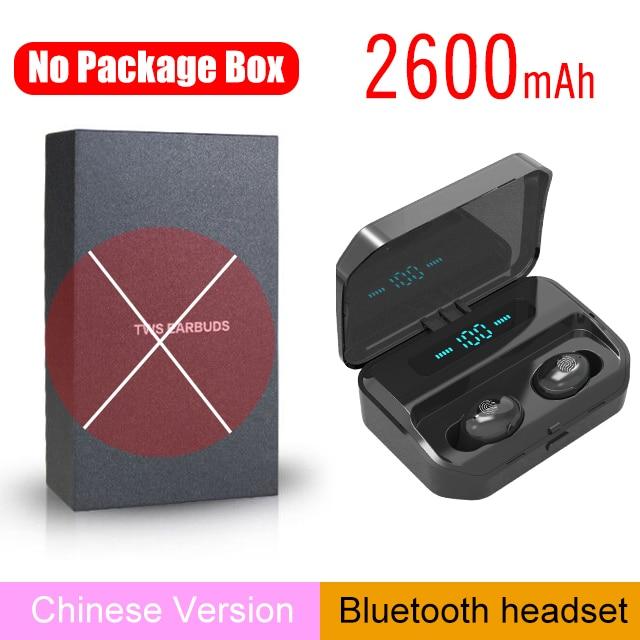 Auriculares Bluetooth наушники Fone De Ouvido Sem Fio для игровых Водонепроницаемый