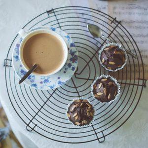 Image 1 - الخبز كعكة رف تبريد موس كعكة الصقيل رف أدوات الخبز pothover أسود كبير الحجم الغذاء التصوير الدعائم