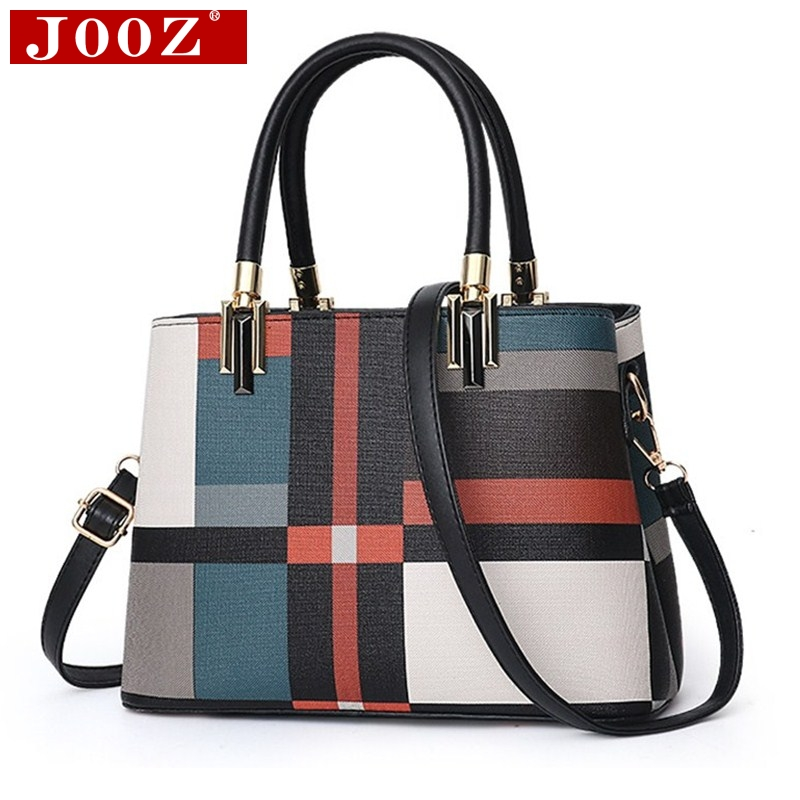 JOOZ Ladies bag new fashion Women handbag female elegant temperament shoulder bag Messenger bag for women Sac A Main title=