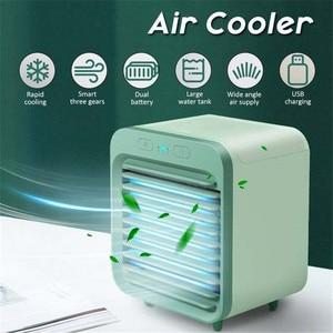 Mini Desktop Air Cooler Fan Po