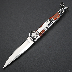 Image 4 - High hardness folding knife high quality portable knife outdoor knife camping hunting self defense knife