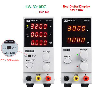 30V 10A Laboratory Power Supply 4 Digit Display Adjustable Switching DC Power Supplies Voltage Regulator LW-K3010D Laptop Repair sugon 3005d 30v 5a dc power supply adjustable 4 digit display laboratory power supply110 220v voltage regulator for phone repair