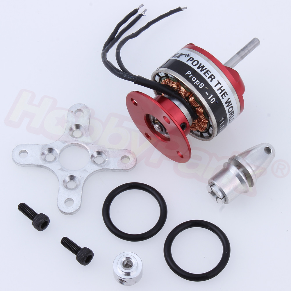 Emax CF2822 <font><b>1200KV</b></font> Outrunner Brushless Motor For RC Aircraft Model Airplane Quadcopter image