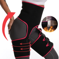Neoprene Slim Thigh Trimmer Leg Shapers Slimming Belt...