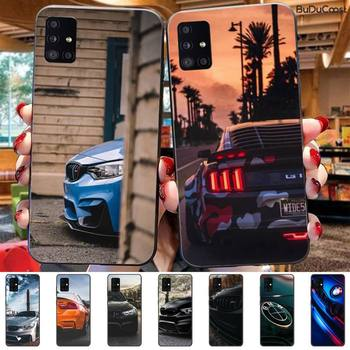Sports Car Design Bmw Luxury Unique Phone Cover For Samsung Galaxy A7 A8 A6 Plus A9 2018 A50 A70 A20 A30 A40 image