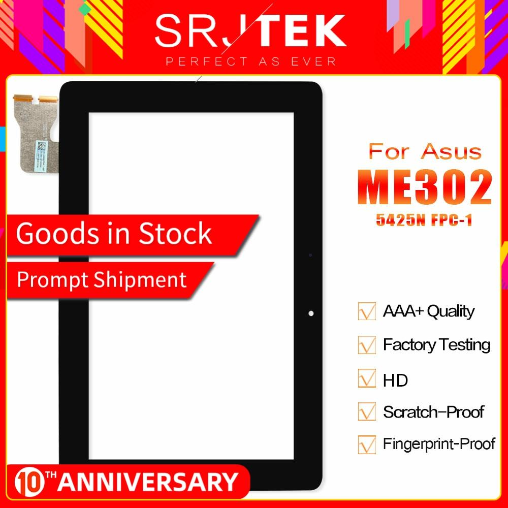 Original High Quality Black Touch Screen Digitizer For ASUS MeMO Pad FHD 10 ME302 ME302C K005 ME302KL K00A 5425N FPC-1