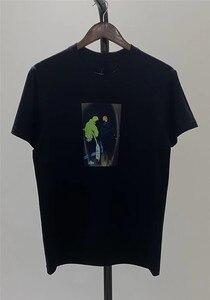 Трэвиса Скотта JackBoys кактус Джек фото ASTROWORLD футболка хип-хоп мужчины женщины 1:1 высокое качество футболка Топ тройник