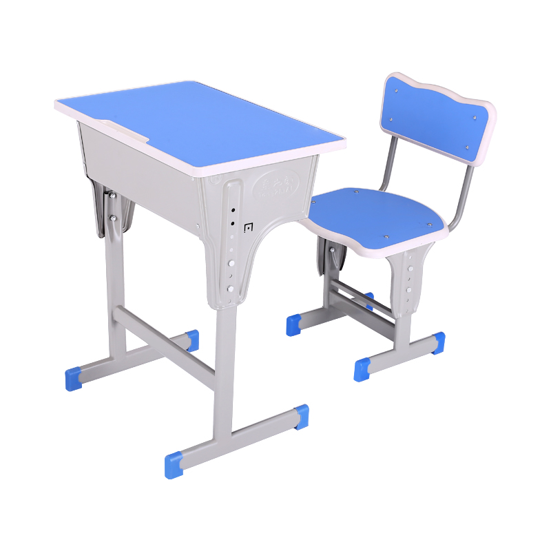 Primary And Middle School Students Desks And Chairs Factory Direct School Counseling Class Single Home Children's Study Table
