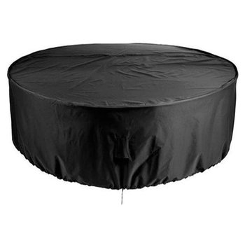 Outdoor Garden Furniture Cover Round Garden Table Cover Waterproof Resistant Circular Patio Cover image
