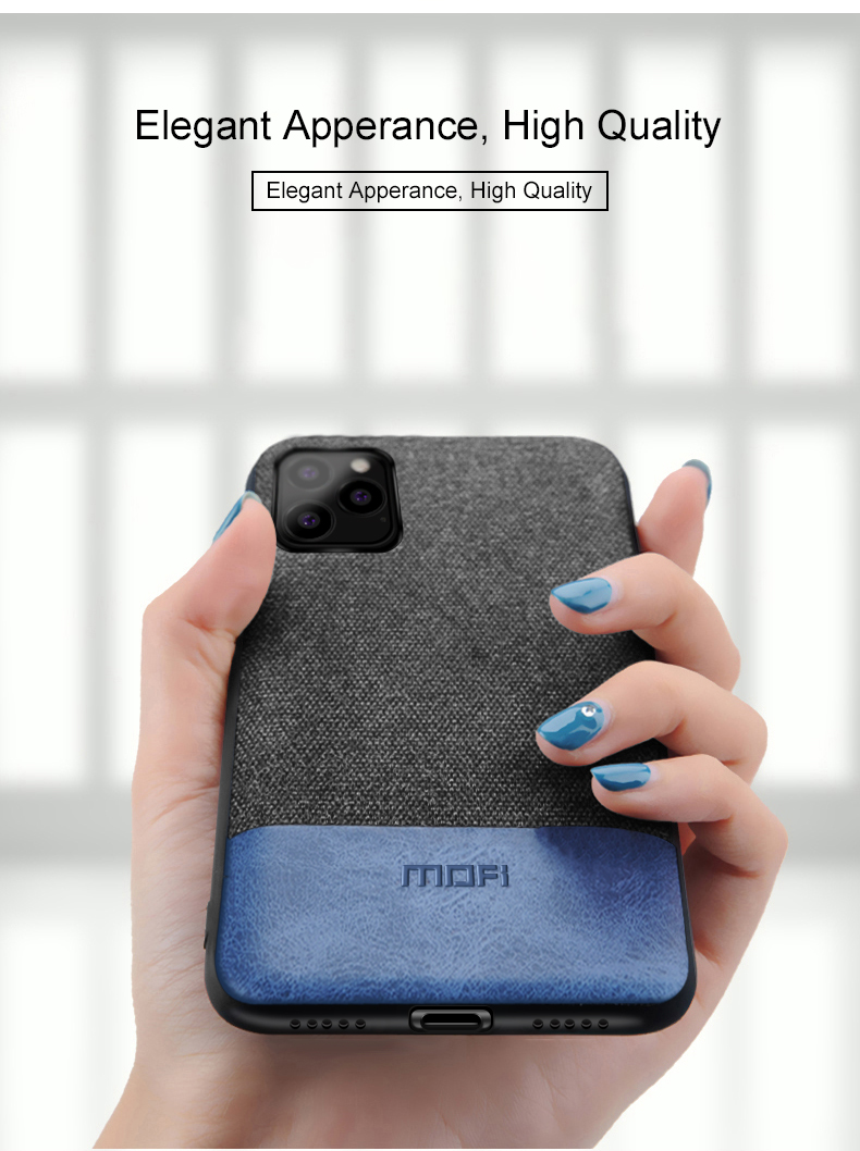 MOFi Fabric Case for iPhone 11/11 Pro/11 Pro Max 40