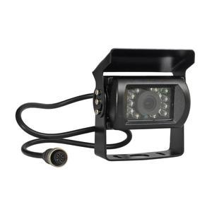 "Image 4 - DIYKIT AHD 9"" 4 Split QUAD Car HD Monitor 1080P AHD IR Night Vision Rear View LED Camera Waterproof with SD Card Video Recording"