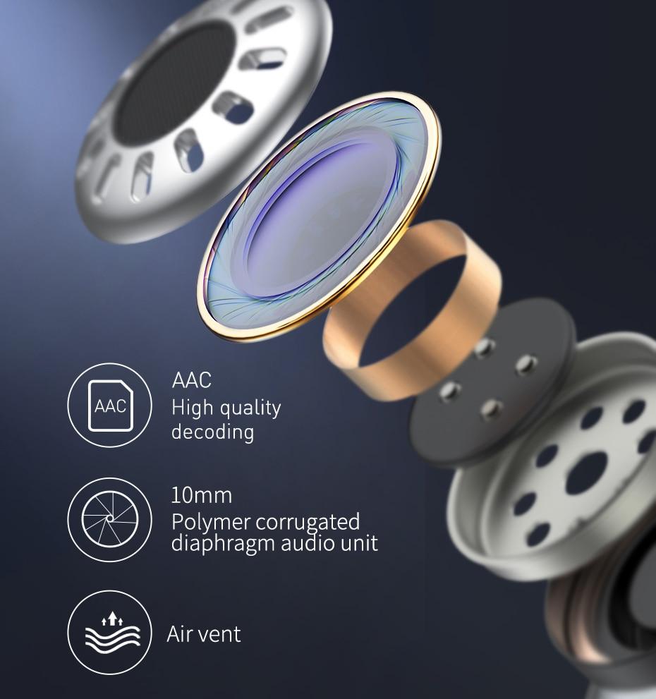Baseus Encok W05 TWS Bluetooth Headphones 6