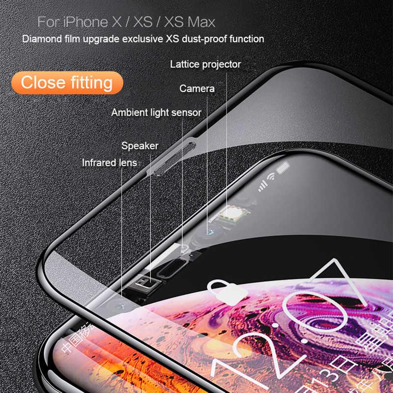 Dành cho Samsung Galaxy Samsung Galaxy A10 A20 Bảo Vệ Toàn Màn Hình Kính Cường Lực Cho Samsung A50 A30 A70 M10 M20 Bao Ốp Điện Thoại bộ phim