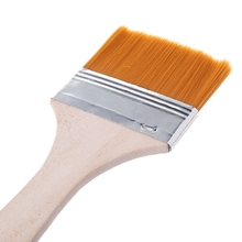 12Pcs Wooden Oil Painting Brush Artist Acrylic Watercolor Paint Art Supply Tool G6DD