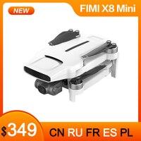 FIMI x8 Mini 250G-Class 4K HD Kamera Drone 3-Achsen Gimbal FPV 5G Wifi GPS Drone 30 minuten 8KM Fernbedienung Mini Quadcopter VS X8SE