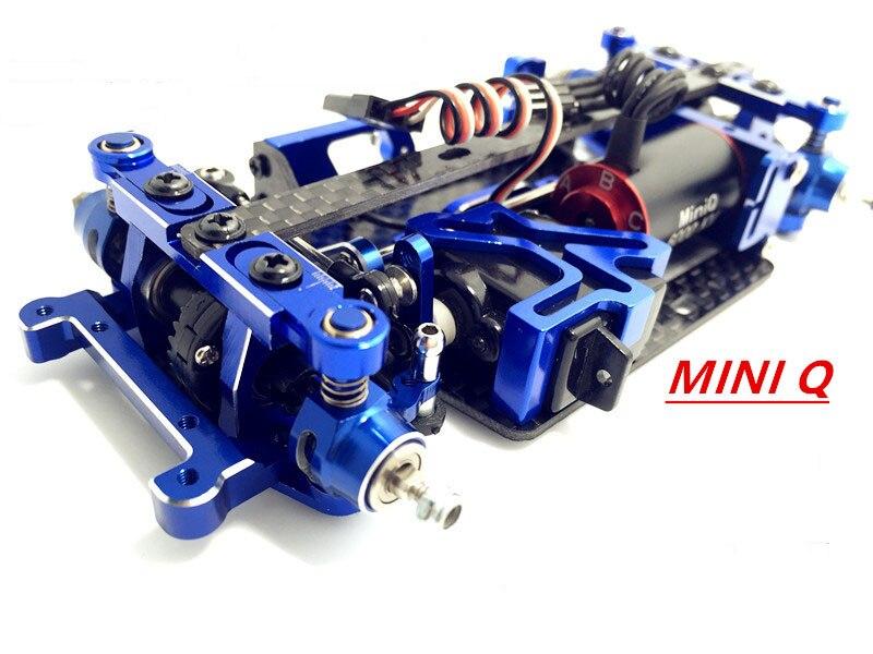 RC Profession Mosquito Car MINI-Q6 MINI-Q8 Debut Remote Control Drift Racing Car 1/281/24 Mosquito Car