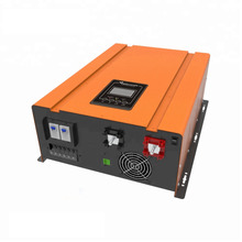цена на 5000w inverter pure sine wave Low Frequency strong impact resistance  UPS Inverter with AC Charger 5kw support lithium battery