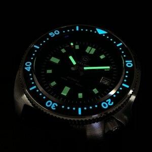 Image 2 - Steeldive Japan NH35 Diver Horloge Mannen C3 Lichtgevende 200M Duikhorloge Mens Mechanische Horloge Automatische Mannen Sbdx001 duiken