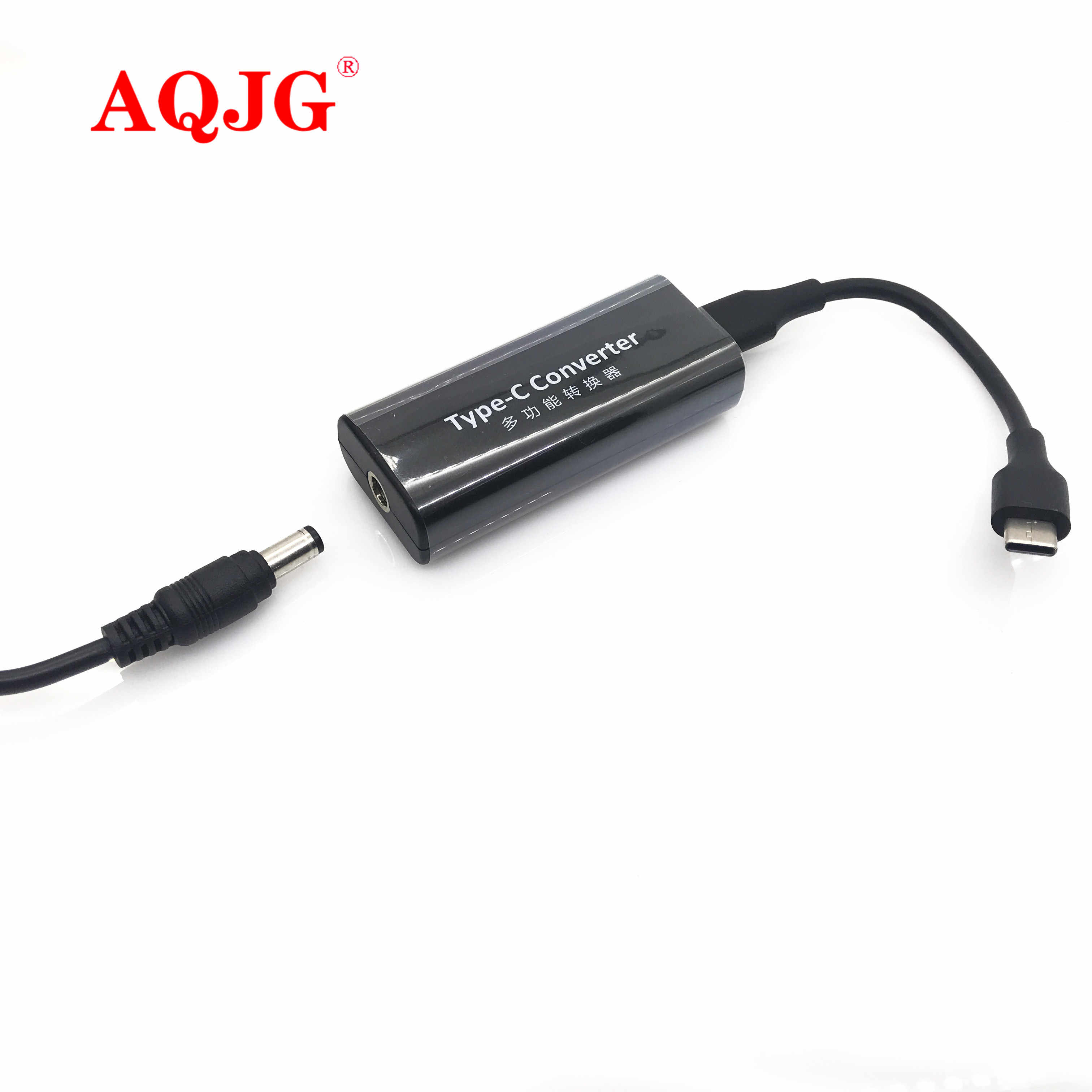 DC 5.5*2.1mm Female Jack to USB 2.0 Male//Female Laptop Connector Adapter c US