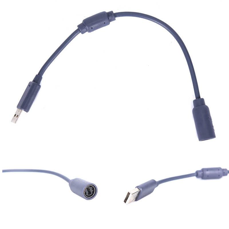 Проводной блок управления, джойстик адаптер Шнур PC конвертер адаптер Шнур USB разъединитель для microsoft для Xbox 360 Новый поддерживает джойстик