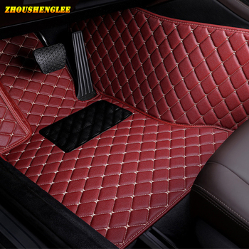 Make Custom car floor mats for Skoda all models octavia fabia rapid superb kodiaq yeti car styling car accessories image