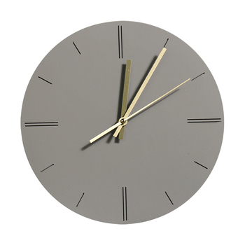 Reloj de Pared Vintage Simple para sala de estar, Reloj de Pared...