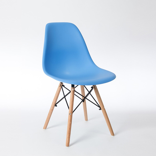 Скандинавские стулья для столовой, простые современные складные маленькие квартиры, ленивые домашние столы, задние пластиковые компьютерные кресла - Цвет: 6