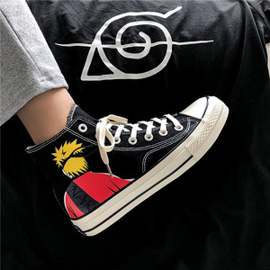 Image 3 - Diwaniya 2019 Men Skateboard Shoes Autumn Hip Hop Canvas Sneakers Men Lace up Athletic Sport Shoes Zapatillas Hombre Deportiva