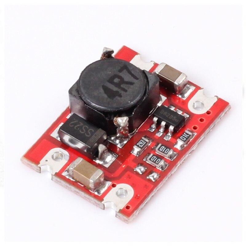 5 шт. высокая производительность DCDC Boost модуль/2-9v вход 9V фиксированный выход высокий ток