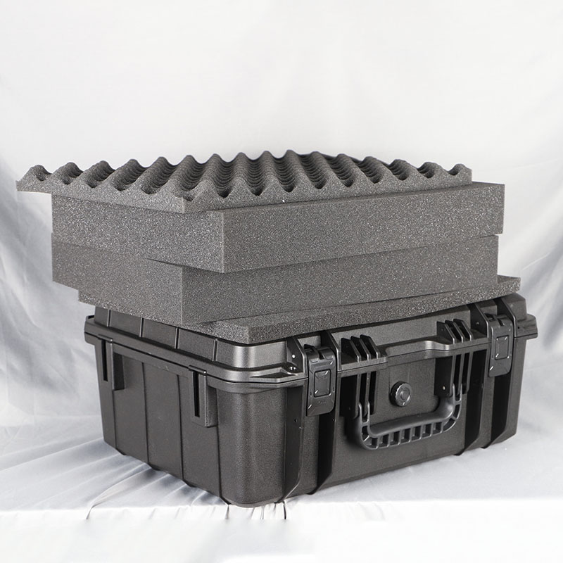 Large Space 448*318*148mm 2019 Plastic Tool Case Hard Plastic High Quality Tool Box For Equipment