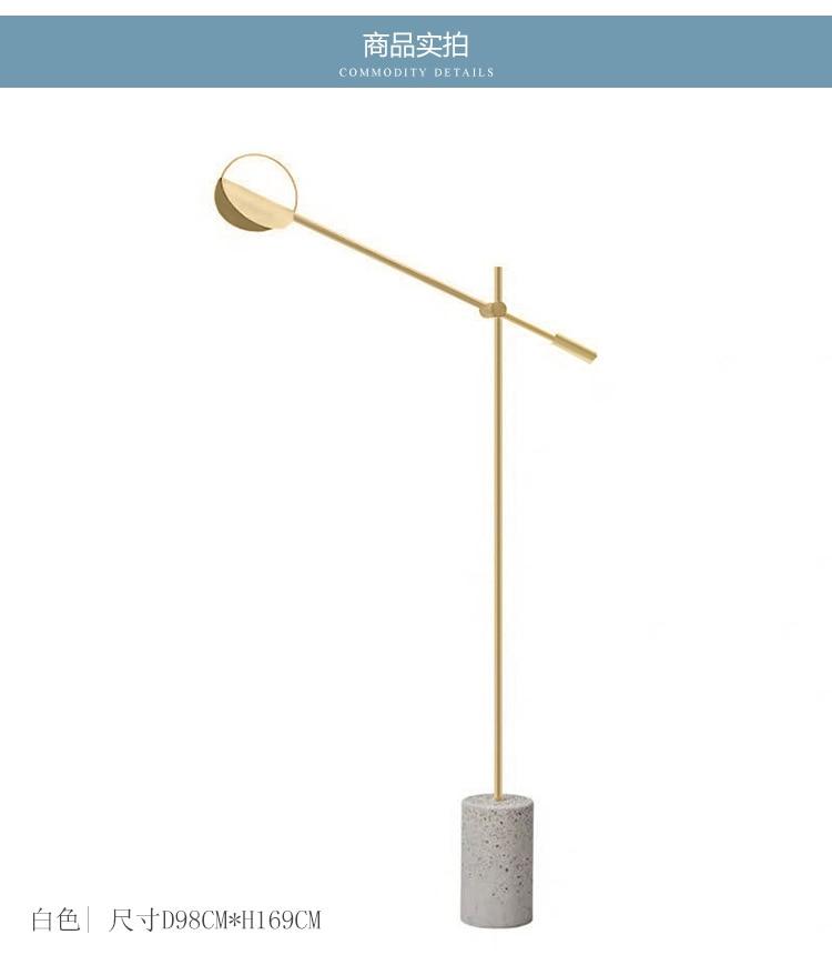 Nordic led bola de vidro lâmpada de