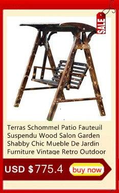 Terras Schommel Patio Fauteuil Suspendu Wood Salon Garden ...