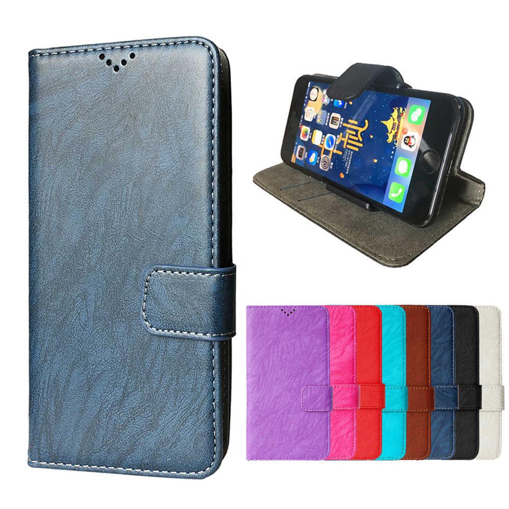 Luxe Wallet Telefoon Case Voor Just5 Cosmo L707 JVC J20 PU Leather Book Flip Cover voor Irbis SP517 Ivoomi i2 coque etui