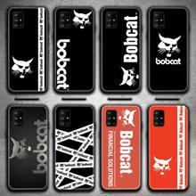 ファッションおかしいbobcat電話ケースA21S A01 A11 A31 A81 A10 A20E A30 A40 A50 A70 A80 a71 A51 5グラム