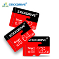Высокоскоростная карта памяти Micro SD, 64 ГБ, 8 ГБ, 16 ГБ, 32 ГБ, карта памяти MicroSD класса 10, TF-карта 128 ГБ, карта памяти для камеры телефона