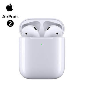 Headphones Apple AirPods 2 with wireless charging case air pods bluetooth