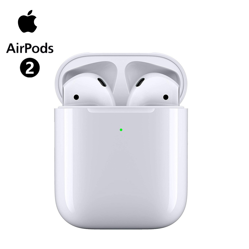 Kopfhörer <font><b>Apple</b></font> <font><b>AirPods</b></font> 2 mit wireless charging fall air schoten bluetooth image