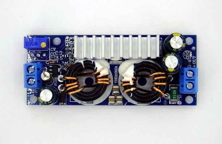 6A DC-DC Boost Buck Converter 3.3V 5V 12V 24V Solar Charger voltage regulator