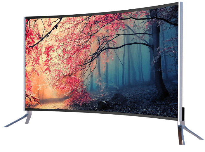 95 100 inch curved 4K grobal version multi languages TV wifi KTV TV Android OS smart led television TV image
