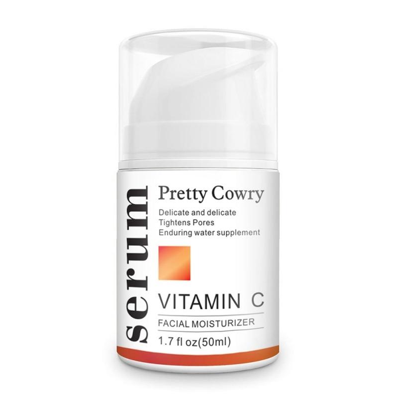 New Vitamin C Essence Hyaluronic Acid Facial Cream  Moisturizing Nourish Skin Anti-Wrinkle Anti-Aging Face Care Product