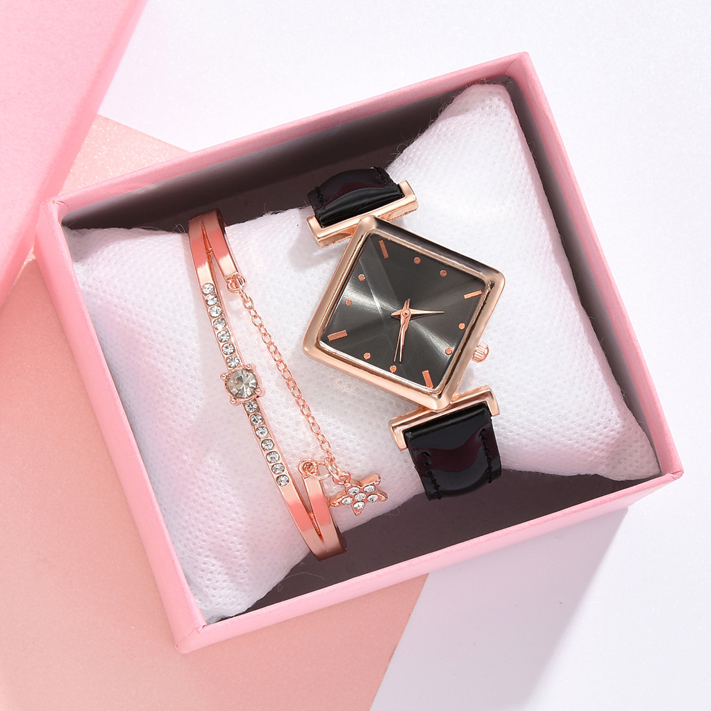 de moda meninas quartzo relógio de pulso